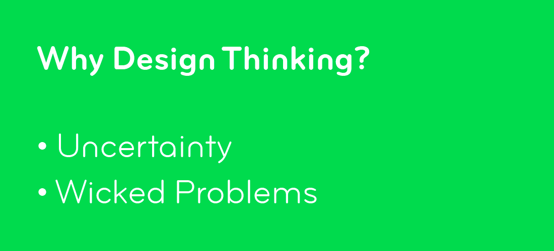 Idea Theorem Why Design Thinking