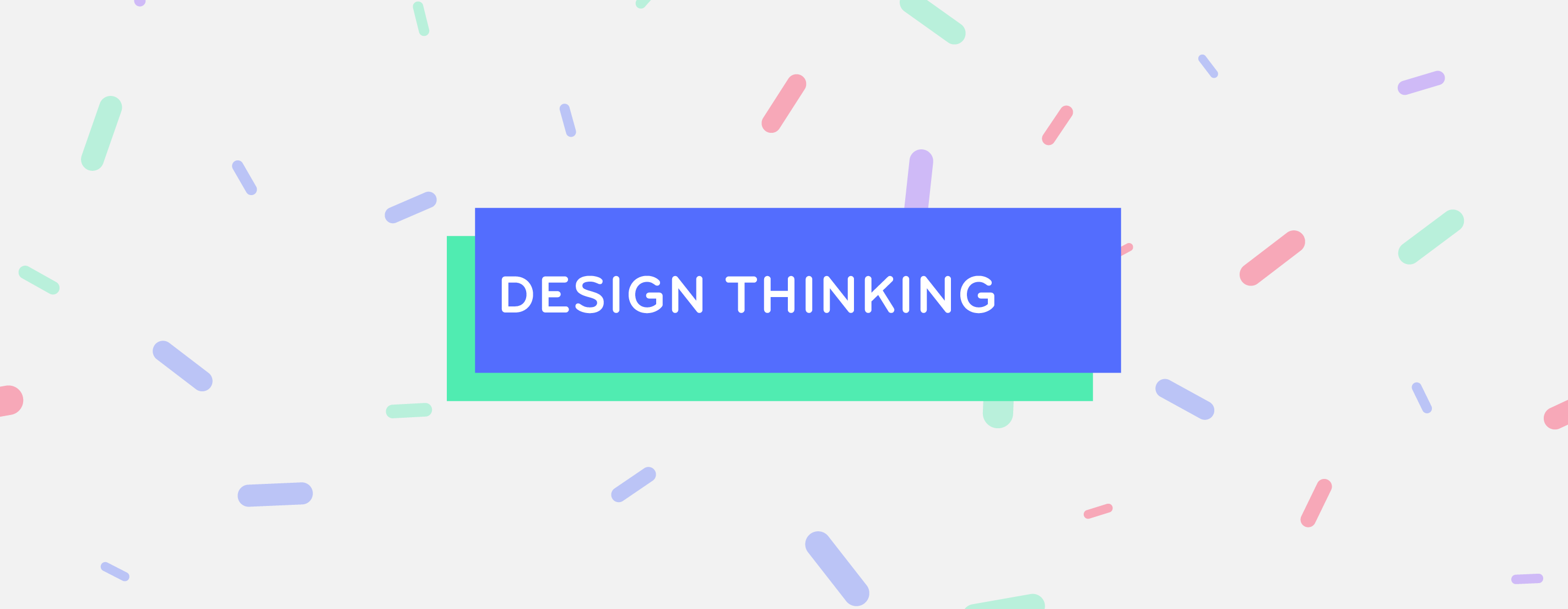 Top Articles of the month design thinking