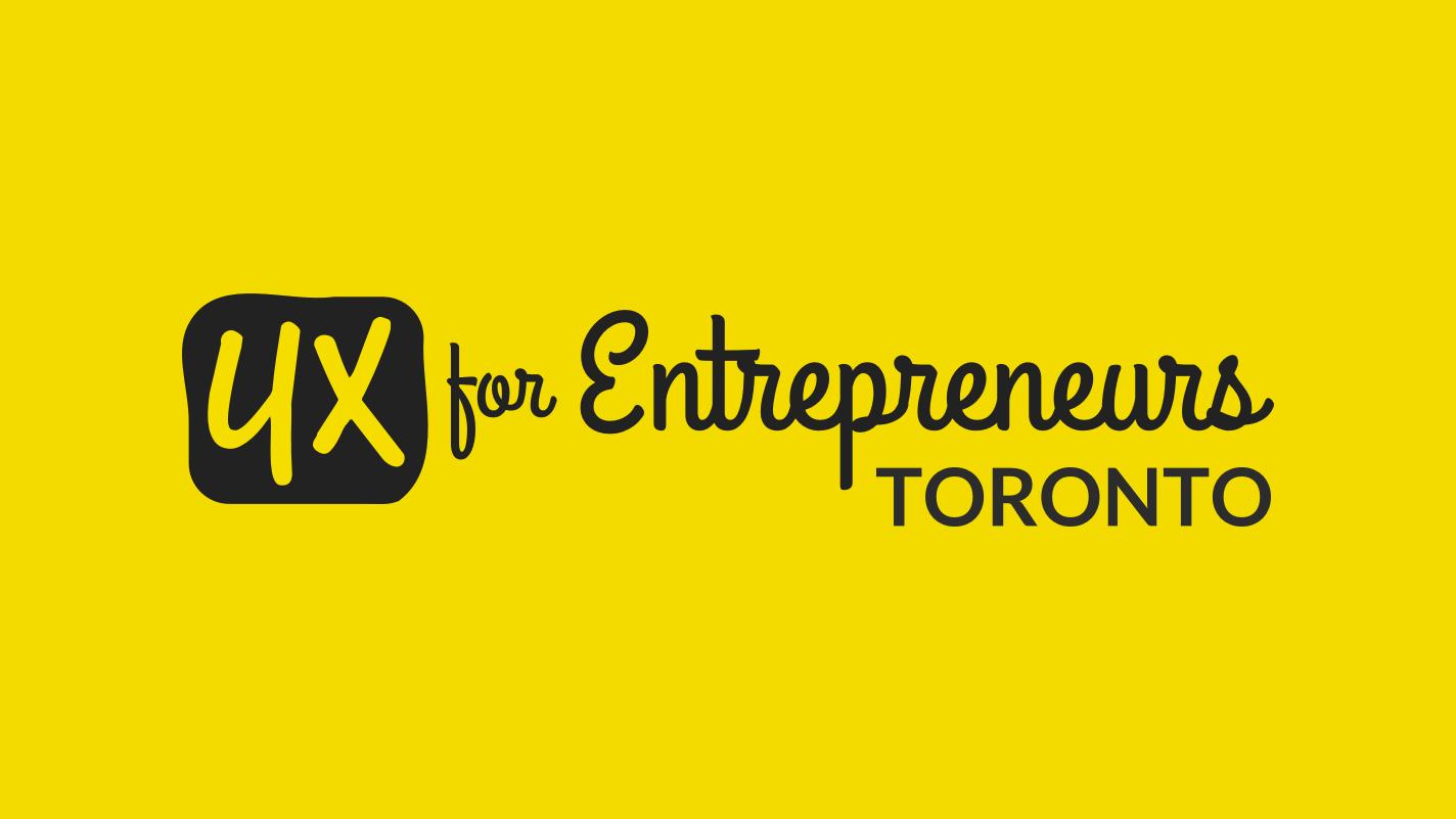 Idea Theorem - UX for Entrepreneurs
