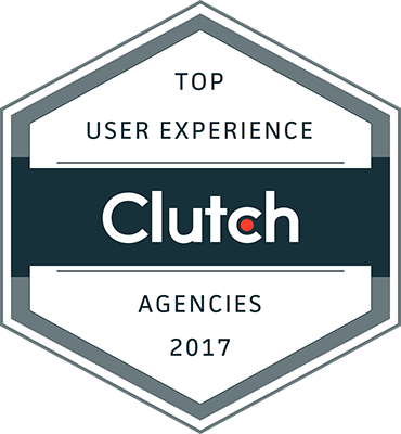 Top User Experience Agency 2018, Top UX Agency
