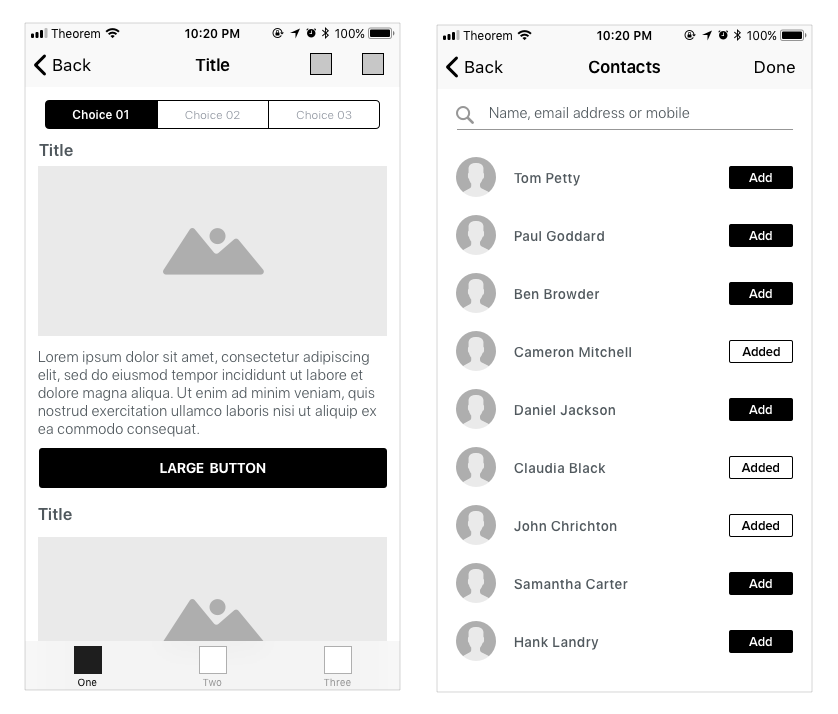 Idea_theorem_mobile_wireframes_app