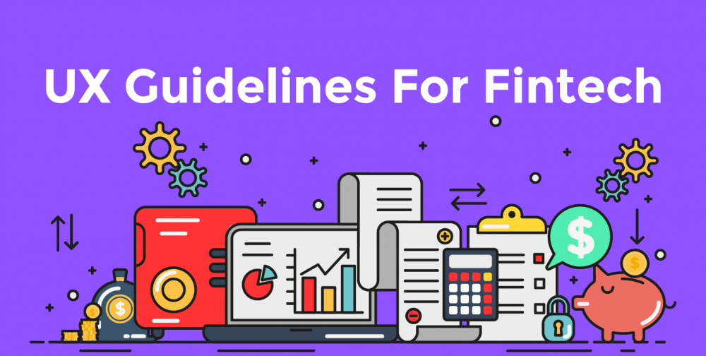 ux guidelines for fintech idea theorem
