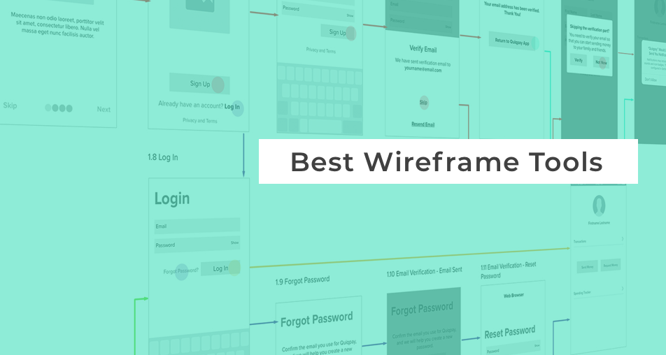 Wire Framing Tools | Best Wireframe Tools Idea Theorem