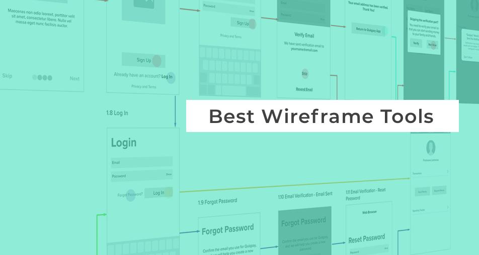 Idea Theorem Best Wireframe Tools