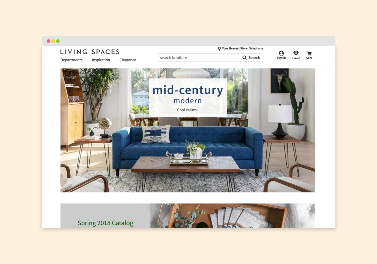UX Design Agency Idea Theorem Website Design