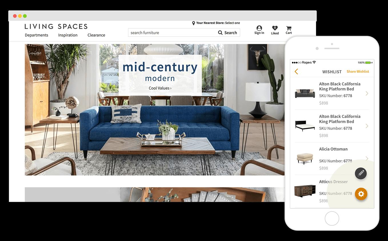 UI UX Agency Website Design Idea Theorem