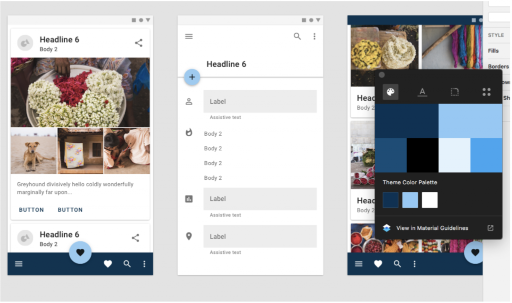 Why use Material Design for your next project?